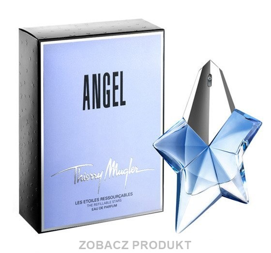 THIERRY MUGLER ANGEL WODA PERFUMOWANA SPRAY REFILLABLE 50ML