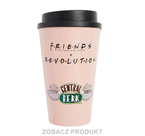 MAKEUP REVOLUTION X FRIENDS GRAB A CUP CAPPUCCINO PEELING DO CIAŁA 260G