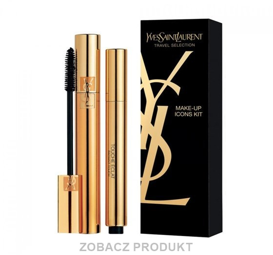 YVES SAINT LAURENT TOUCHE ECLAT KOREKTOR + VOLUME EFFECT FAUX CLIS MASCARA