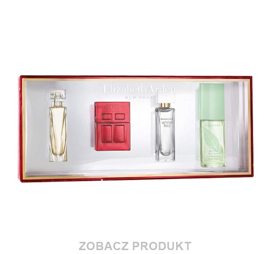 ELIZABETH ARDEN CHEER MINIATURES COLLECTION ZESTAW 7,5ML + 15ML + 2x10ML