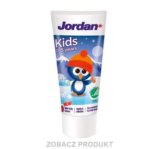 JORDAN KIDS 0-5 YEARS PASTA DO ZĘBÓW DLA DZIECI 50 ML