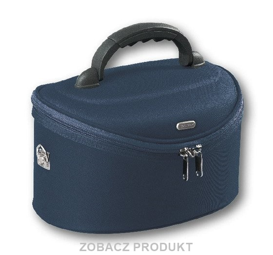 TOP CHOICE ŚREDNI KUFEREK NAVY 95078